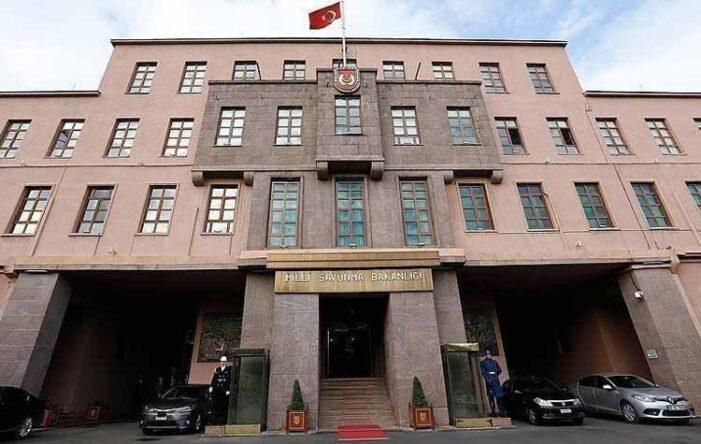 """Τουρκικό υπουργείο Άμυνας: """"Προβοκάτσιες και παρανομίες από την Ελλάδα"""""""