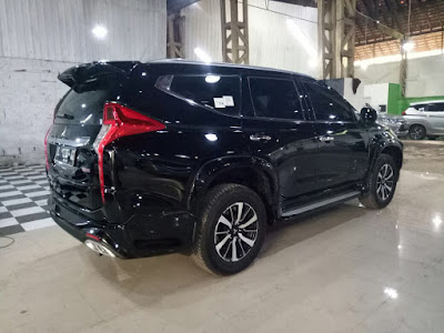 pajero exceed surabaya 2018