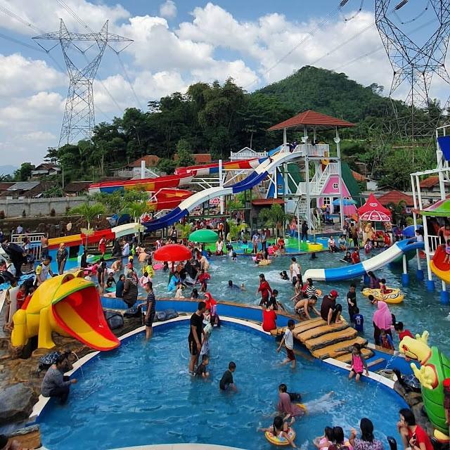 Victory Waterpark Sadu Soreang Bandung