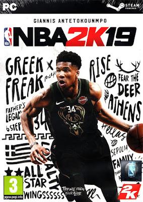 Cover NBA 2K19 PC