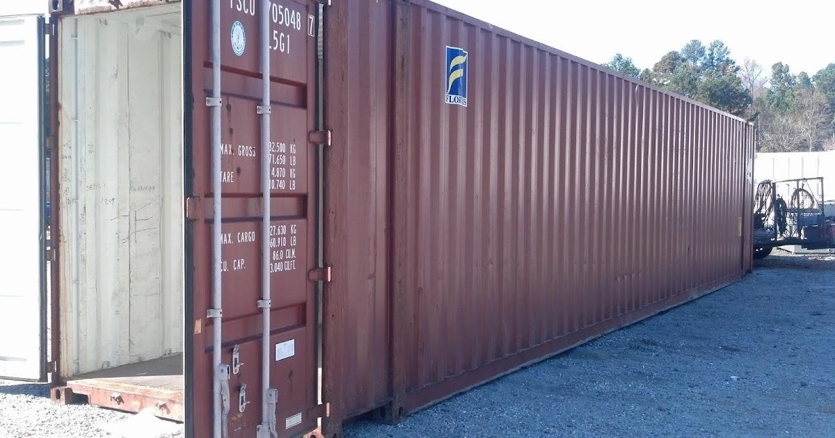 buy used shipping containers for storage in birmingham al atlanta used shipping containers. Black Bedroom Furniture Sets. Home Design Ideas