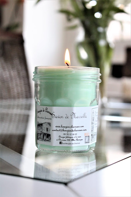 les bougies de charroux savon de marseille avis, charroux savon de marseille, savon de marseille parfum, bougie savon de marseille, les bougies de charroux savon, bougies parfumées naturelles, bougie les bougies de charroux avis, bougies, bougie parfumée à la cire végétale, home fragrance, blog sur les bougies, bougie naturelle made in france, parfum d'ambiance, parfum naturel pour la maison, les bougies de charroux avis