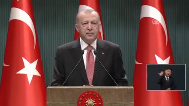 Ερντογάν: Aνακτήσαμε την Αγιά Σοφιά, ένα από τα κορυφαία σύμβολα του πολιτισμού μας