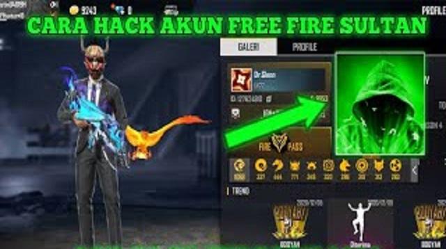 Hack Akun FF Sultan Apk