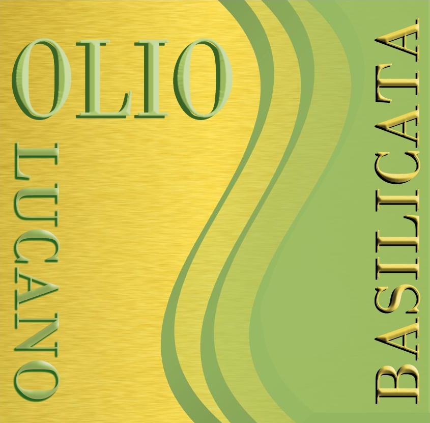 Logo olio lucano basilicata