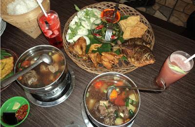 Kuliner Di Kediri Ayam Penyet Mba Watik Tempat