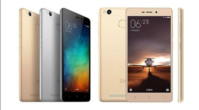 Xiaomi Redmi 3 Prime 4100mAh