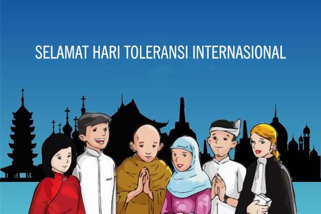 50 Kata Kata Ucapan Selamat Hari Toleransi Internasional 16 November 2020
