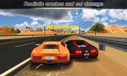 Game City Racing 3D Android