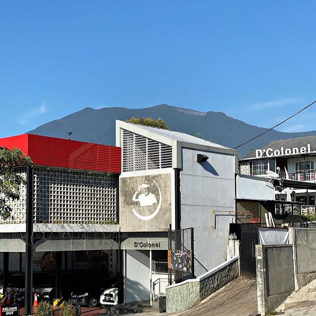 D'Colonel Mountain View Resto Puncak Cianjur