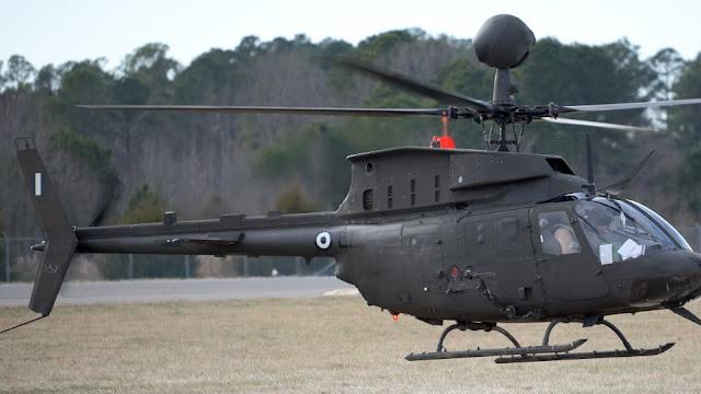 Φωτογραφίες: Τα ελικόπτερα Kiowa που αγοράσαμε για 630.000 ευρώ το καθένα