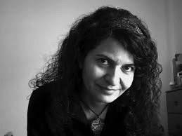 photo, portrait, black and white, poet, muslim