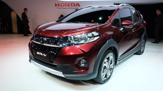 Spesifikasi dan Harga Terbaru Honda W-RV