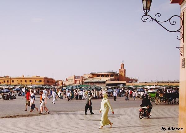 Marrakech-ziua