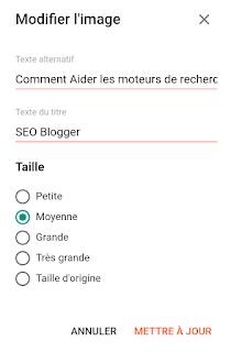 Référencement naturel SEO : Aider les moteurs de recherche à optimiser votre blog dans les résultats de recherche