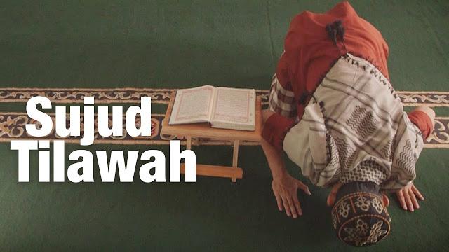 Bacaan Doa Sujud Tilawah