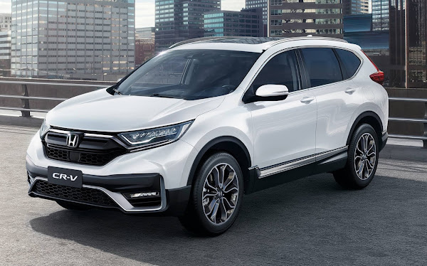 Novo Honda CR-V 2021: preço, fotos e especificações oficiais (Brasil)