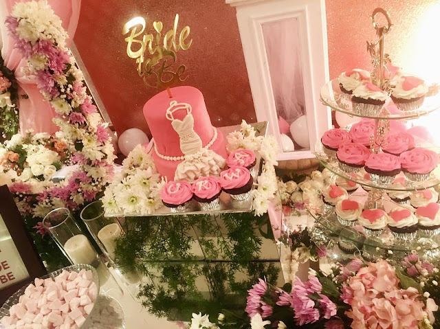 Urwa Hocane Wedding Shower Party