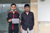 Datangi Kejati Sultra, GMI Resmi Laporkan Dugaan Tindak Pidana Korupsi yang terjadi di Dinas Perikanan Kabupaten Muna