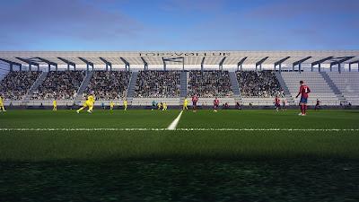 PES 2021 Stadium Torsvollur