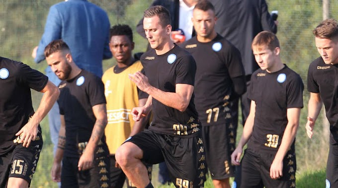 Milik motivated to return in time for Real Madrid tie