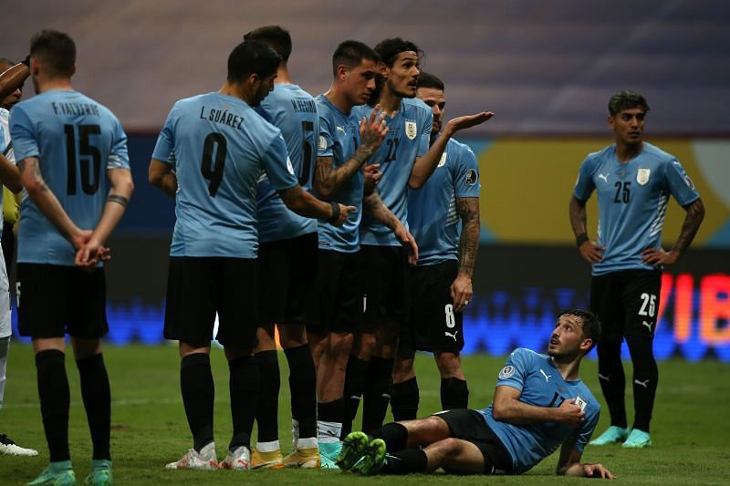 موعد مباراة أوروجواي وباراجواي اليوم