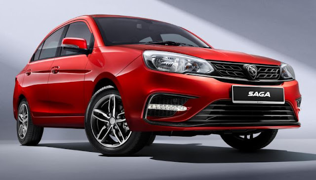 Proton Saga 2019 Great Styling