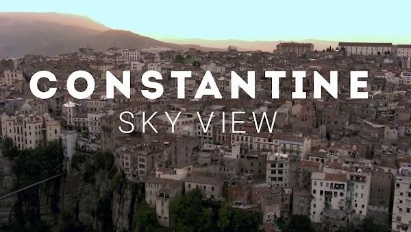 CONSTANTINE, SKY VIEW
