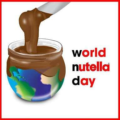 World Nutella Day Wishes Beautiful Image