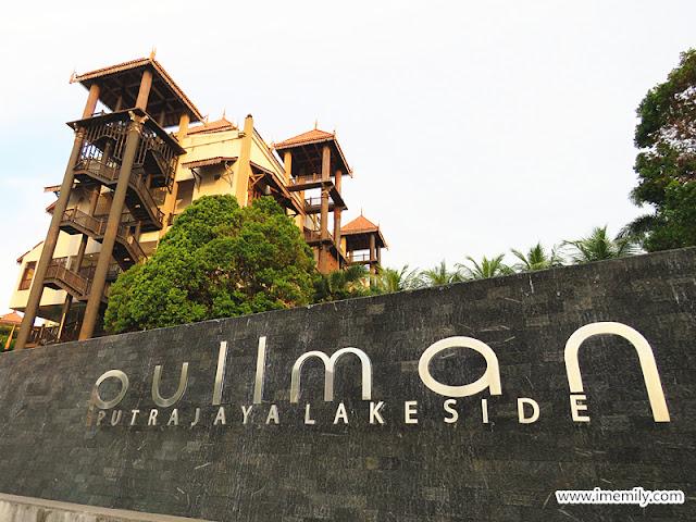 Eat · Play · Sleep @ Pullman Putrajaya Lakeside Hotel