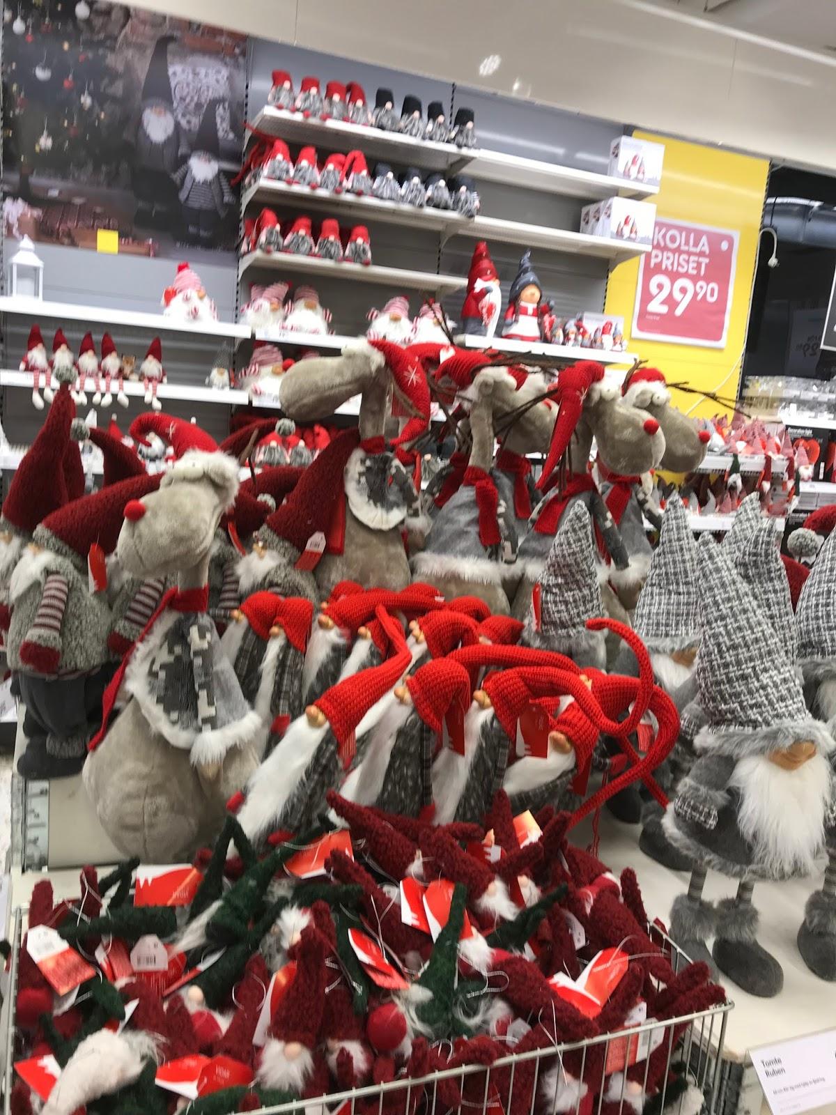 Svensk Jul Jul på rusta