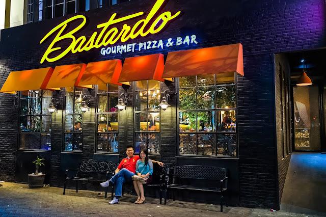 di Bastardo gourment pizza dan bar