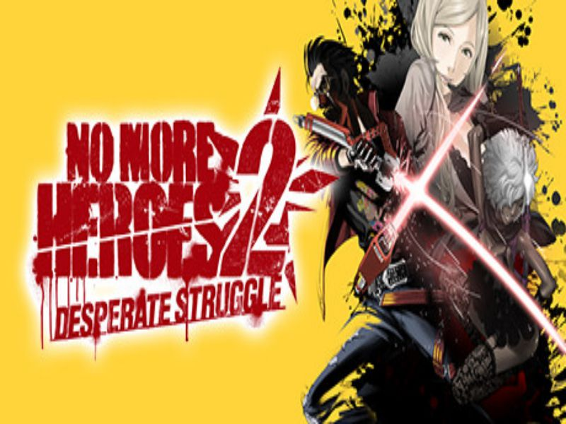 Download No More Heroes 2 Desperate Struggle Game PC Free