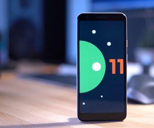 خلفيات Android 11 لهاتف Android الذكي الخاص بك