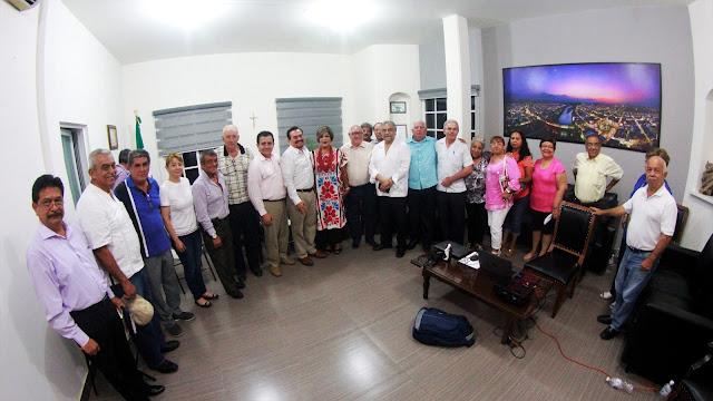 Pepe De la Torre y Asociaciones civiles pondrán en marcha acciones inmediatas para rescate del río