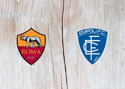 Roma vs Empoli  Full Match & Highlights 11 March 2019