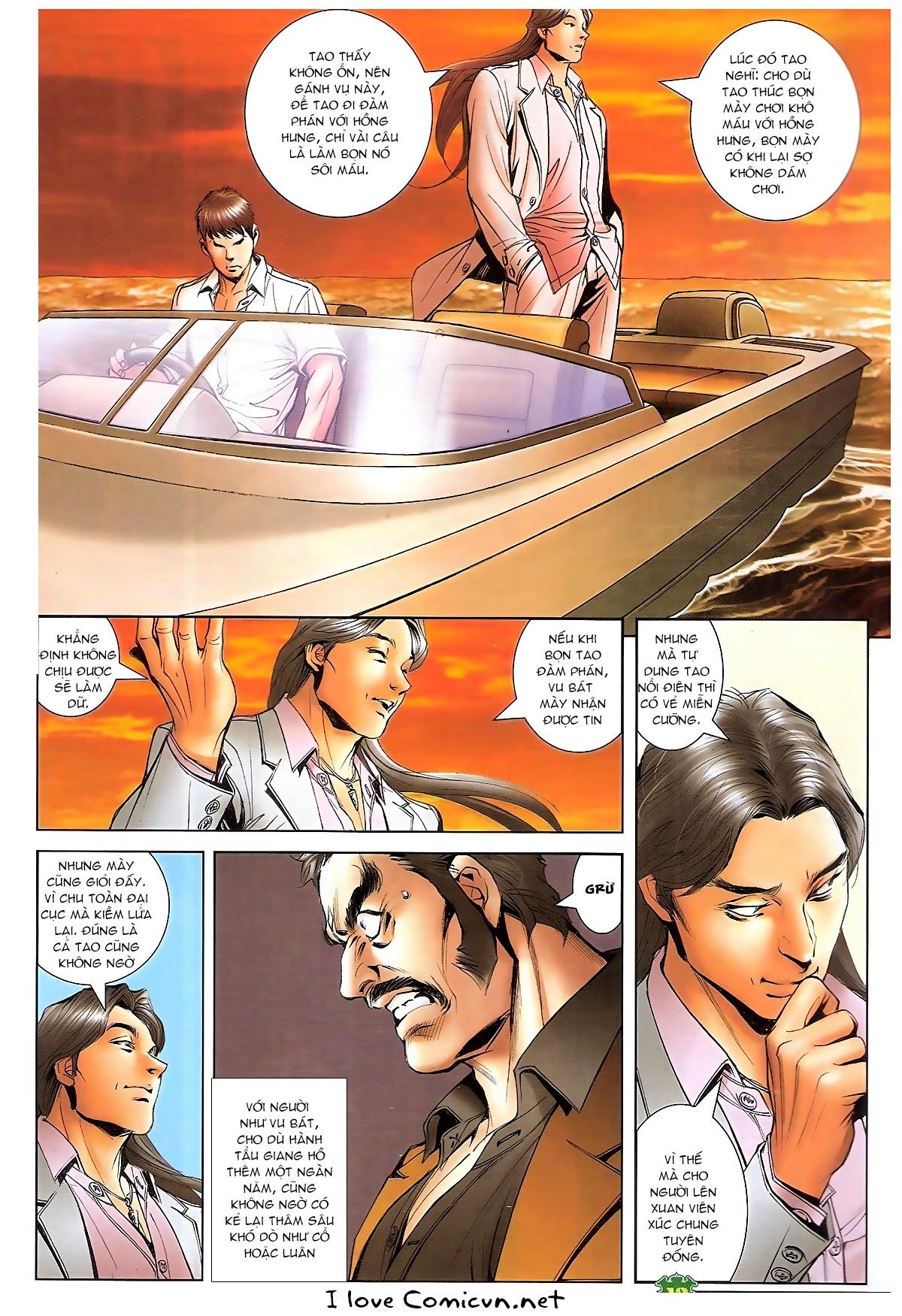 NGƯỜI TRONG GIANG HỒ trang 11