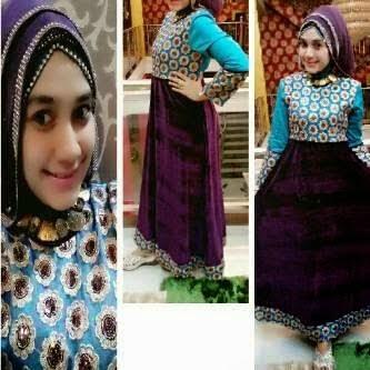 Gamis Aceh Unik Cantik Desain Menarik Baju Gamis Muslim Klik