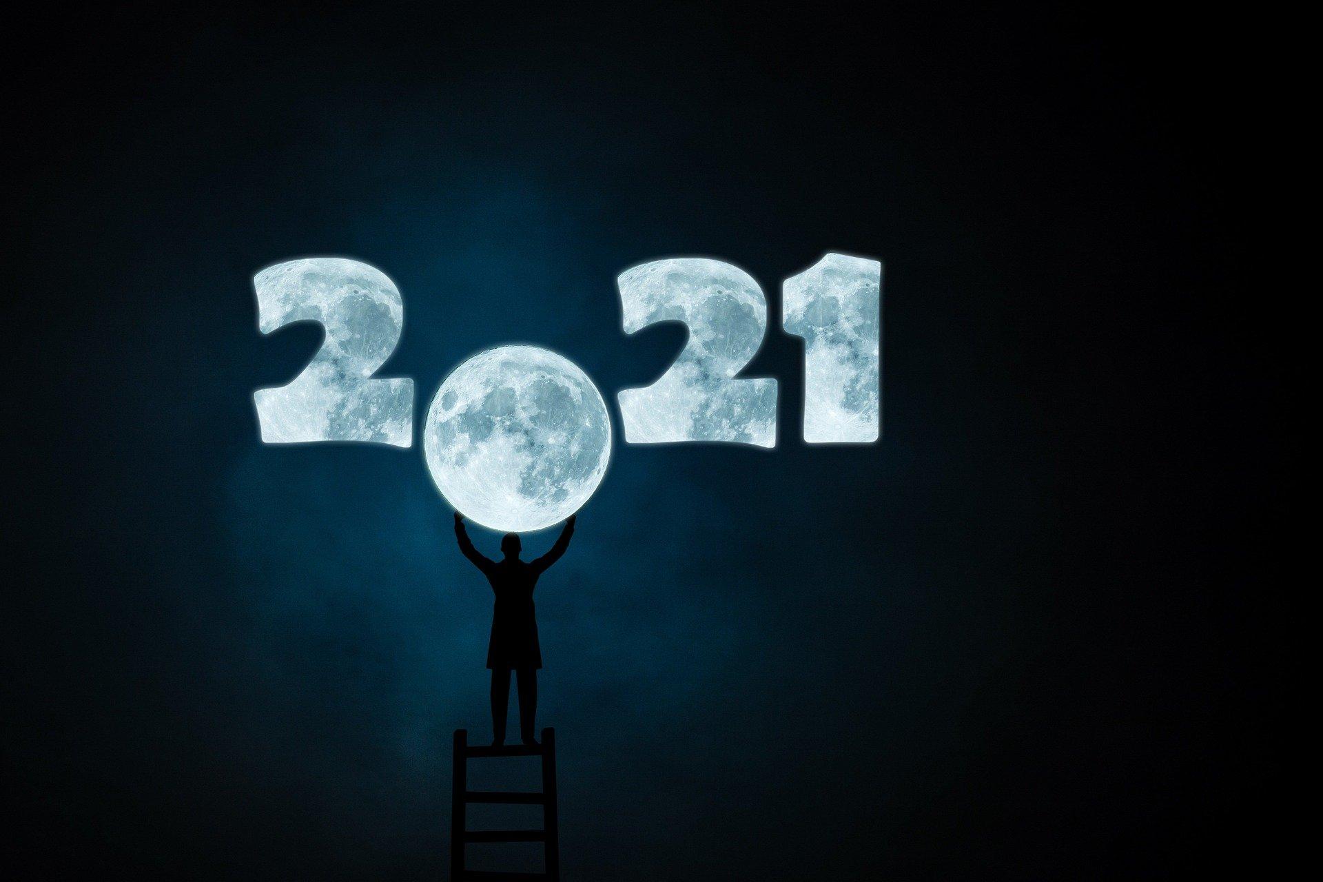 あけましておめでとうございます 2021