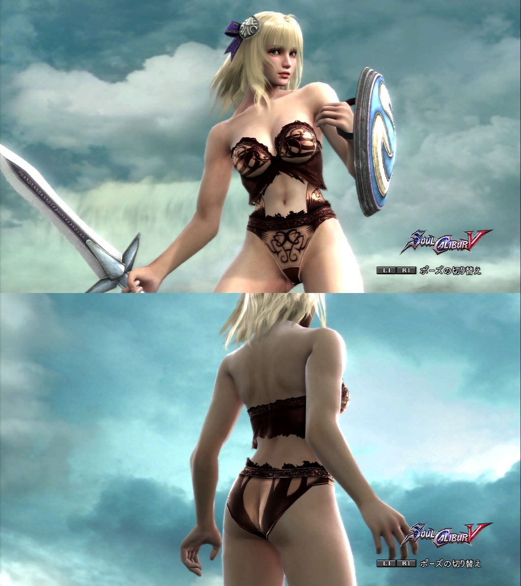 Question The soul calibur 4 amy porn confirm