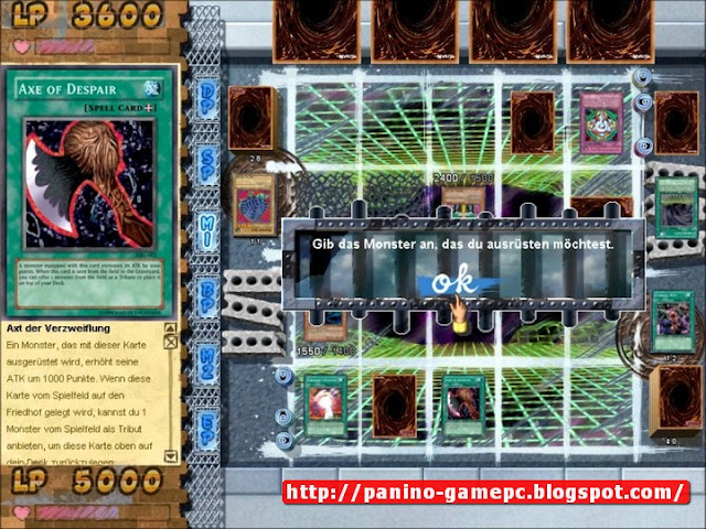 Free Download Yu-Gi-Oh! Power of Chaos JOEY THE PASSION Mediafire