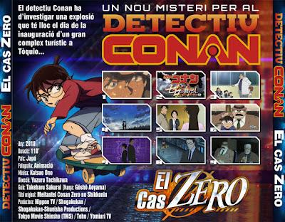 Detectiu Conan - Els cas Zero - [2018]
