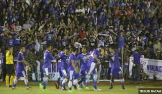 Persib Akan Diundang Lagi oleh PS BP Batam