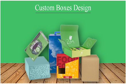 4 Inspirational Aspects for Clients to Indicate Custom Designed Box