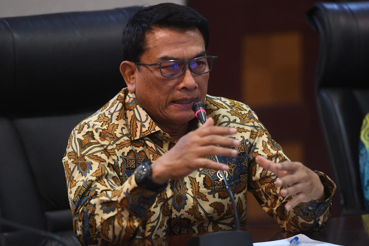 Usul Gandeng NU & Muhammadiyah soal TWK, Moeldoko: Bangsa Ini Kadang Kehilangan Akal Sehat!