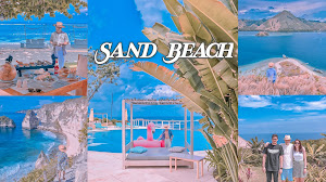 Download Preset SAND BEACH Lightroom CC Mobile DNG & XMP