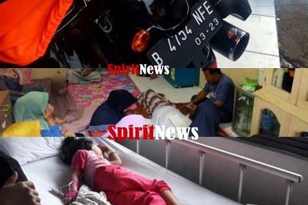 Pegawai BUMN, Tabrak Nenek Siti Aisyah Hingga Tewas