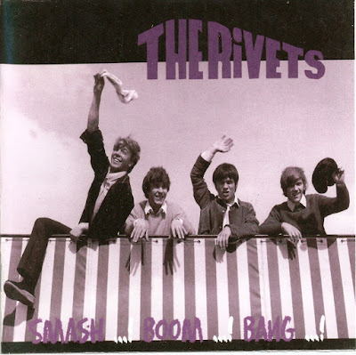 The Rivets - Beat In Germany/ The 60s Antology - Smash Boom Bang