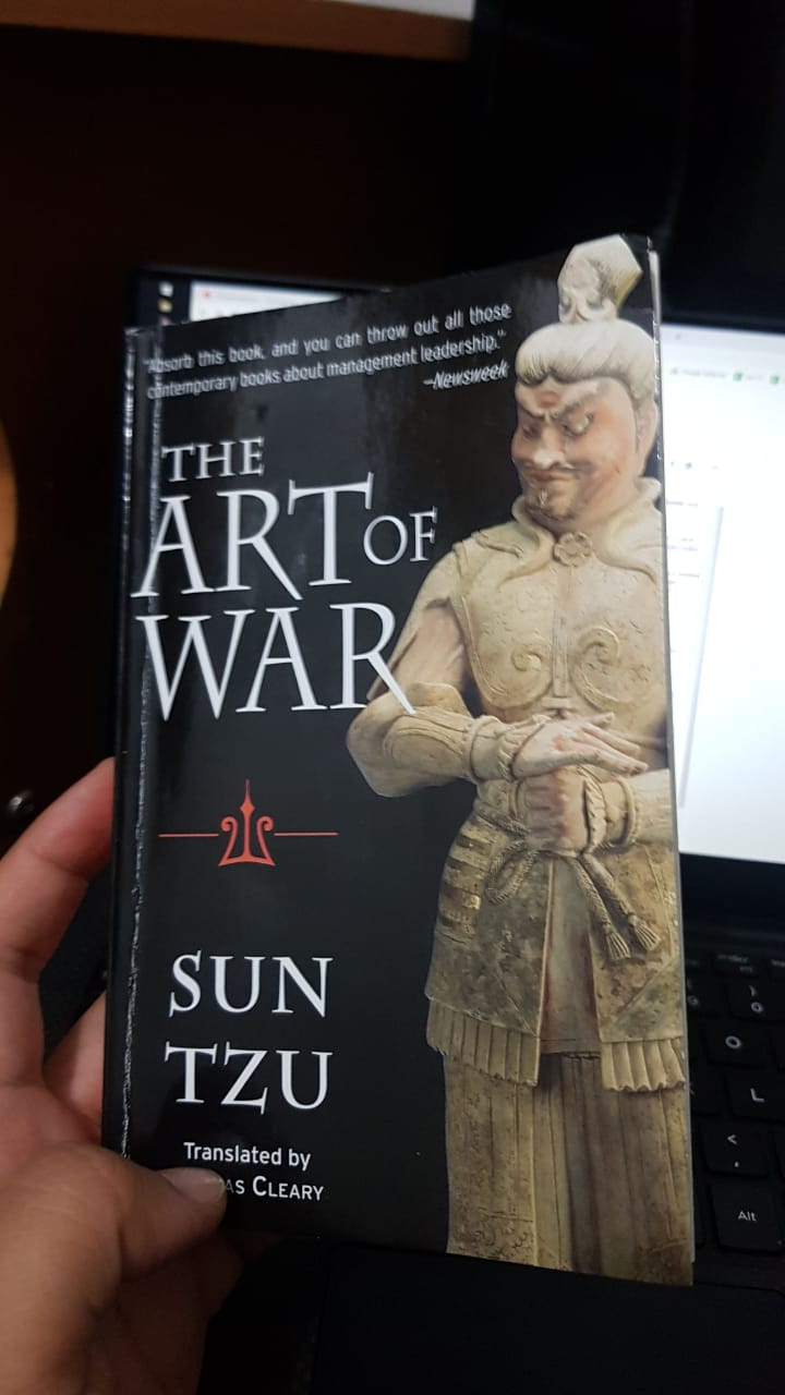 Buku The Art of War - Sun Tzu