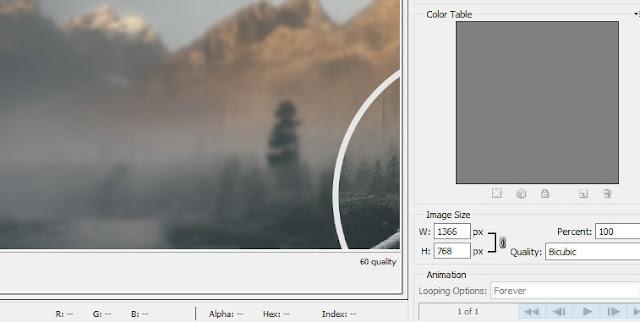 Cara Menyimpan File di Photoshop Dengan Format JPG dan PNG